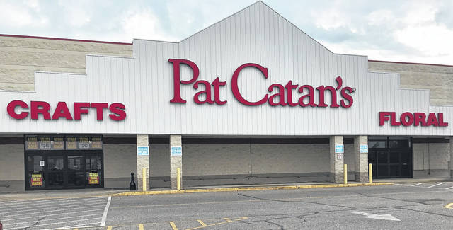 The New Boston Pat Catan's store will not be reopening as a Michael's as many had hoped.
