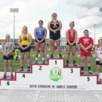 Emnett, Wamsley earn top results at state meet