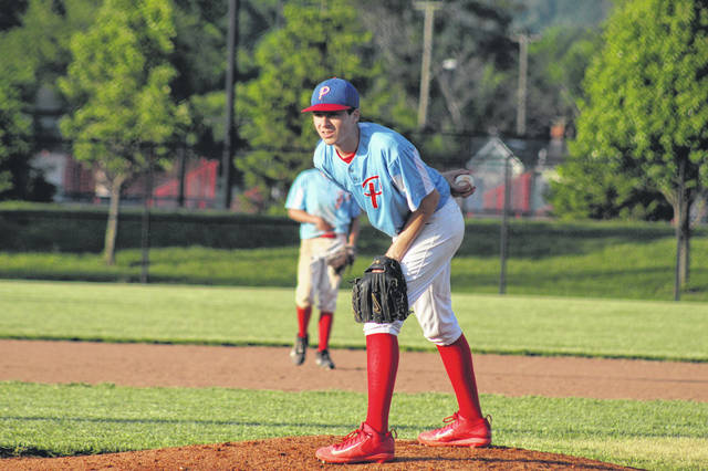 Portsmouth freshman Daewin Spence allowed just one hit in his complete game win over Northwest Tuesday.