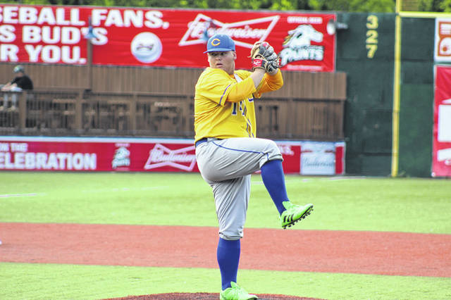 Clay junior Dakota Dodds struck out 10 Jeep batters in the Panthers Division IV district semifinal win over South Webster