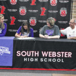 Spergin signs w/ Cincinnati Christian
