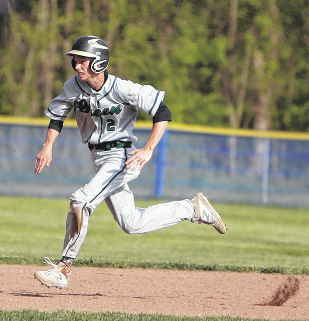 Green senior Tanner Kimbler envisions a possible run at a district title for the Bobcats this postseason.