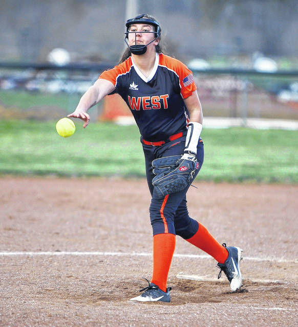 West's Abbi Pack leads the Senators into tournament action this week, traveling to Zane Trace for a Division III sectional semifinal matchup on Tuesday.