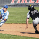Knittel's gem lifts Portsmouth 23 over Waverly 142 in pitching duel