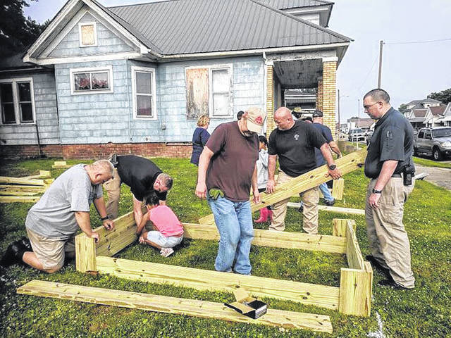 Watch Me Grow Ohio establishes community garden - Portsmouth Daily Times