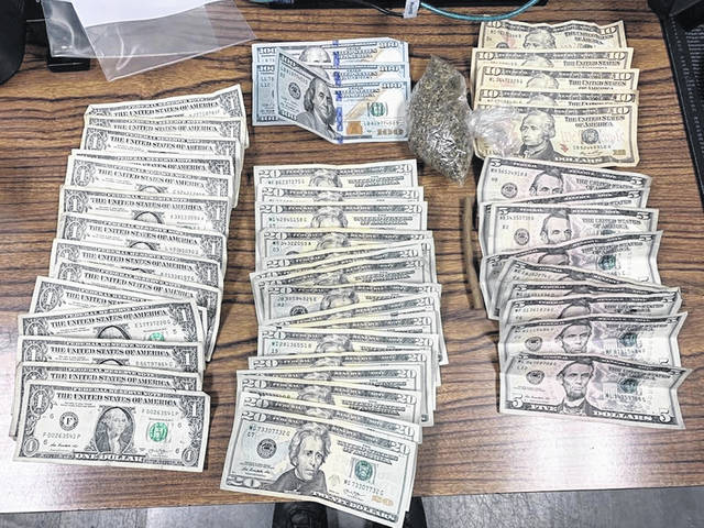 Two arrested in Greenup County drug seizure - Portsmouth Daily Times
