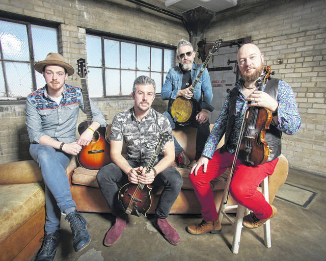 We Banjo 3 will perform at Vern Riffe Center for the Arts Aug. 1.