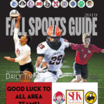 2019 Fall Sports Guide