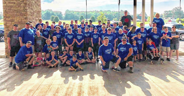 District 11's Challenger League sent 50 kids from the Scioto County area and 30 kids from the Lawrence County area to last weekend's Challenger League State Tournament in Dover, Ohio.