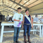 Lester named Grand Champion in Poultry Show