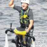 Water-based stunt show part of River Days boat racing