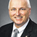 Johnson tabbed to replace Uecker in senate