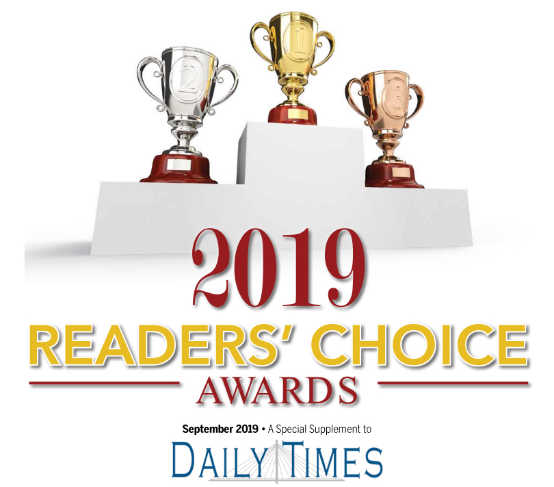 2019 Readers' Choice awards