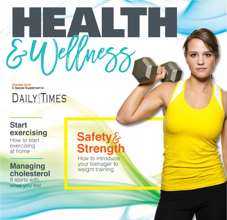 Health & Wellness October 2019