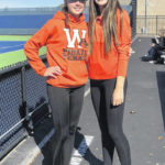 'Burg tennis duo run ends at state