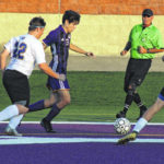 Indians crush Westfall in sectional