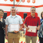 "2019 Recipients of the Jared ""Hammer"" Dever Memorial Scholarship"