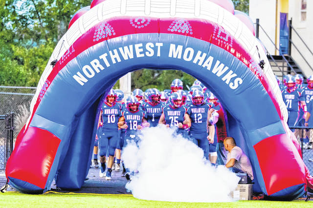 Northwest will take on Symmes Valley this Friday with an outright SOC I title on the line at the newly renovated Roy Rogers Field in McDermott.