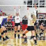 Trojans rally to knock off Coal Grove in five