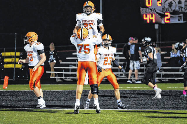 Wheelersburg was ranked the highest amongst Scioto County teams in the latest edition of the OHSAA computer points rankings released Tuesday afternoon as the #3 team in Division V Region 19.