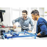Opportunities abound in the field of engineering