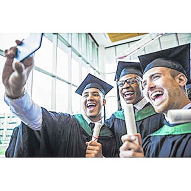 Though the temptation of celebrating with friends may be hard to resist, the following are some ways prospective graduates can stay on course as graduation day draws near.