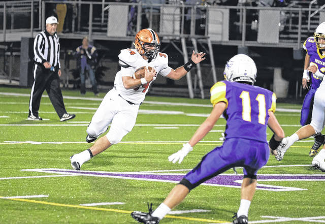 Wheelersburg will play host to West in their annual renewal of their conference rivalry at Ed Miller Stadium in Wheelersburg.