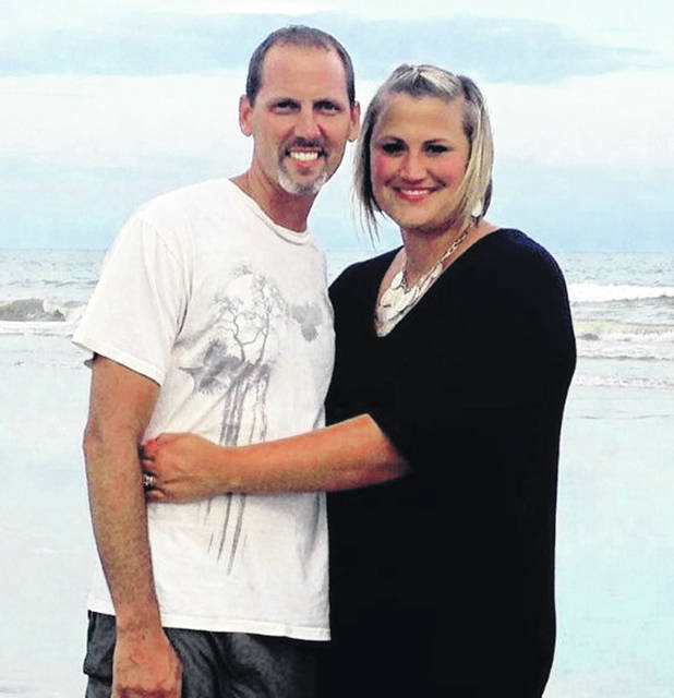 Corey and Darcee Claxon, High School Soccer and Volleyball coaches at Bloom-Vernon