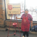 Bells are ringing for our community; Part 2: Salvation Army bells ring at retailers