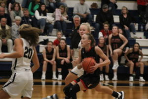 Girls Basketball: Standings and Scoring Leaders (As of 12/8)