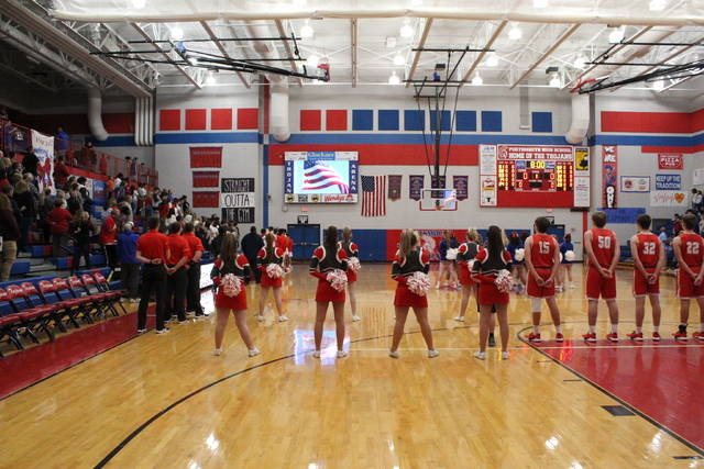 Portsmouth opened its 2019-20 basketball season with a 65-52 home win over the visiting Piketon Redstreaks.
