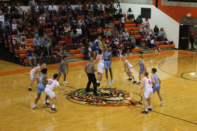 Portsmouth fell at Ironton on Friday in an Ohio Valley Conference regular season game.