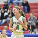 Green bows out of district tourney