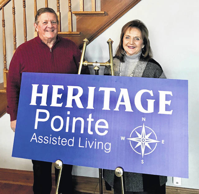 Steven Ray Akers, BS, CEAL, CEO and Deborah Voiers Akers, BA, LNHA, CEAL, CFO new owners of Heritage Square (Pointe)