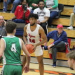 No sinking Trojans' Shipp: Portsmouth holds off Western in five-point win