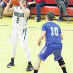 Sampson cleans glass: Green rolls in sectional semi win over East