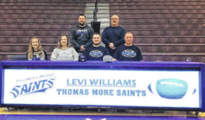 Williams signs with Thomas More