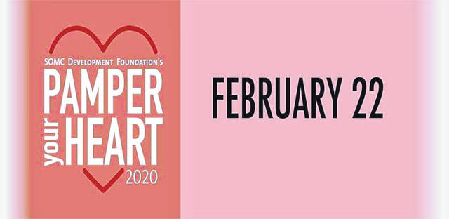 SOMC's Logo for this year's Pamper Your Heart