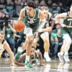 Holden enjoys strong freshman year at Wright State