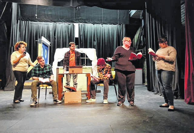 Fuddy Meers will open curtain Friday, March 6; Saturday, March 7; Friday, March 13; and Saturday, March 14.