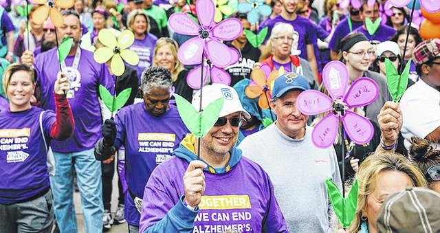 The 2019 Cincinnati Tri-State Walk to End Alzheimer's raised more than its' prelimary goal of $1.18 million and involved nearly 4,300 participants which ranked #8 in the nation among similiar chapter walks.