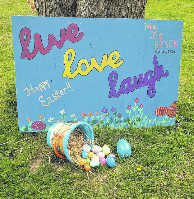 Families across Scioto County are coming up with unique ways to celebrate the Easter holiday with their families while still practicing social distancing.