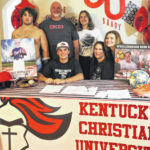 'Burg's Ratcliff picks KCU for baseball