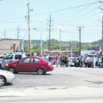 BMV bustling on re-opening day
