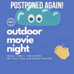 Movies by Moonlight postponed to June 5