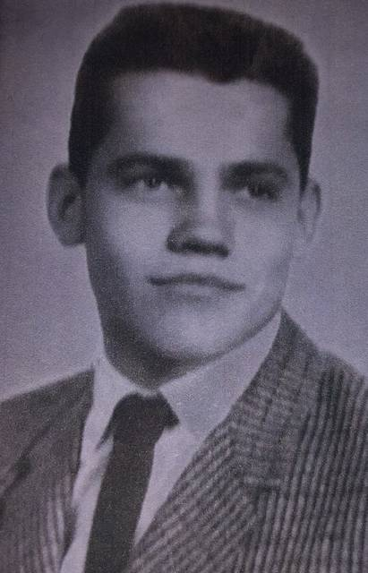 Redding's 1959 Portsmouth High School photo