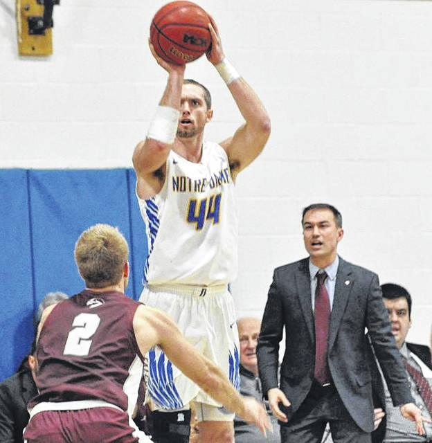 Drew Scarberry, a former Northwest High School boys basketball standout, recently completed a successful athletic and academic career at Notre Dame College.