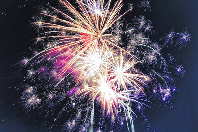 Letting off fireworks without being a licensed exhibitor authorized to conduct a fireworks exhibition is justification for a first degree misdemeanor charge under Ohio Revised Code 3743.65.