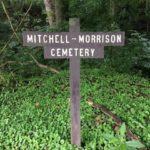 Mitchell-Morrison Cemetery at Moore's Run