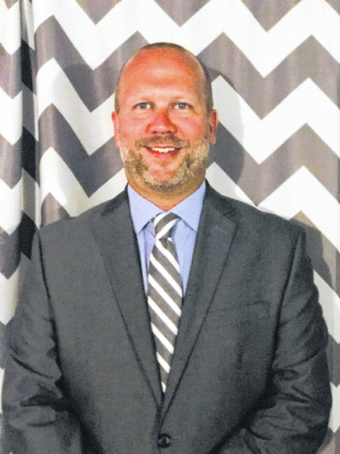 Jason Mantell, new Executive Director for Scioto County Children's Services